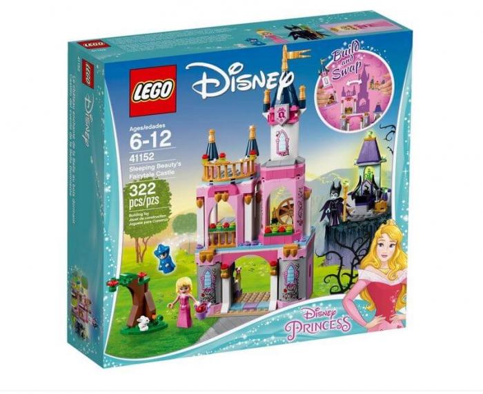LEGO® Disney Princess™ Castelul Frumoasei Adormite 41152 0
