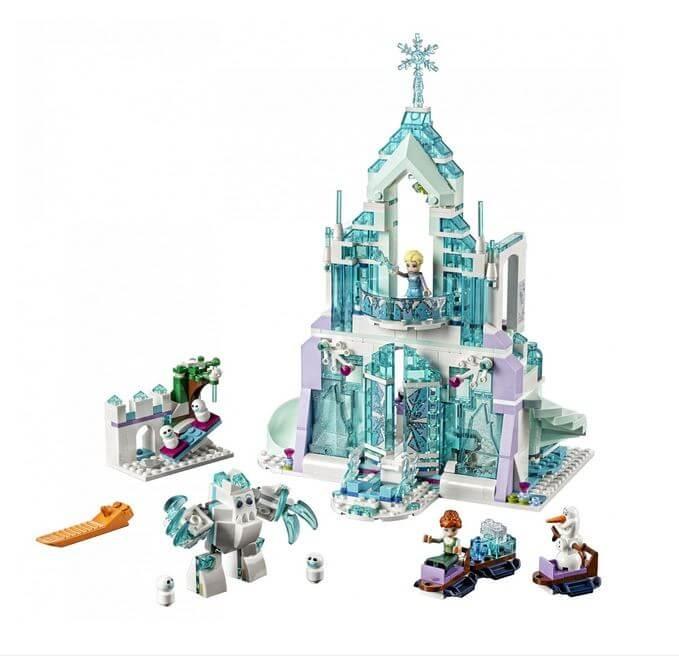 LEGO® Disney Princess™ Elsa si Palatul ei magic de gheata 41148 [2]