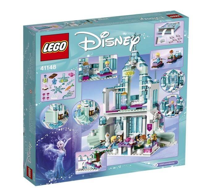 LEGO® Disney Princess™ Elsa si Palatul ei magic de gheata 41148 [1]