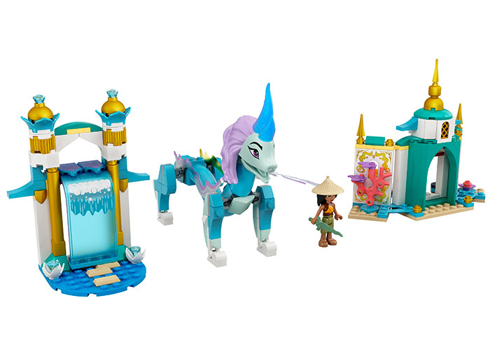LEGO® Disney Princess™: Raya si Dragonul Sisu 43184 0
