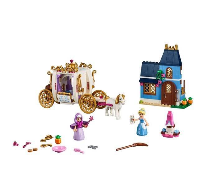LEGO® Disney Princess™ Seara fermecata a Cenusaresei 41146 1