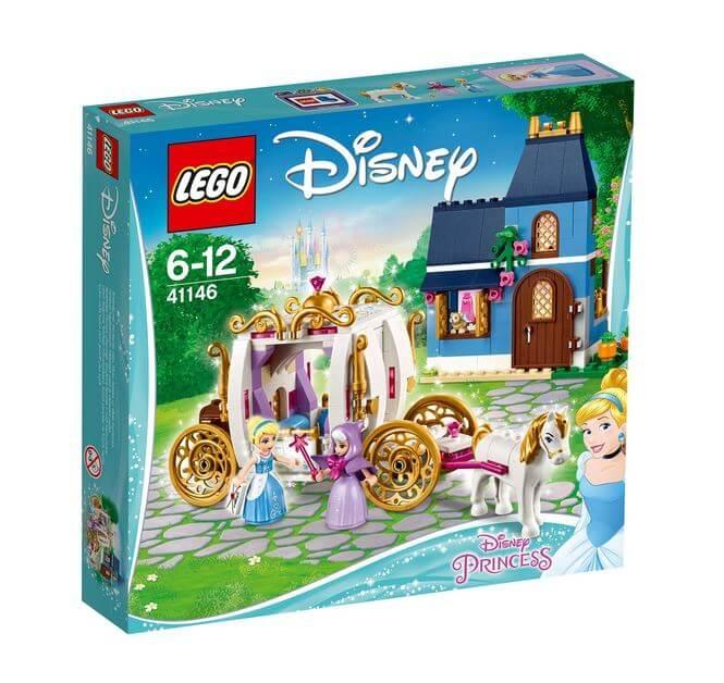 LEGO® Disney Princess™ Seara fermecata a Cenusaresei 41146 0