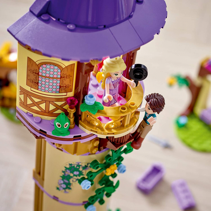 LEGO Disney Princess - Turnul lui Rapunzel 43187 1
