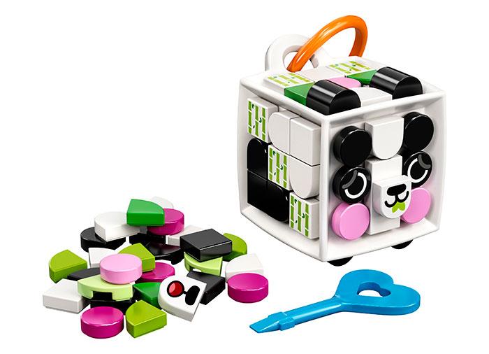 LEGO® DOTS™: Breloc Panda 41930 [0]