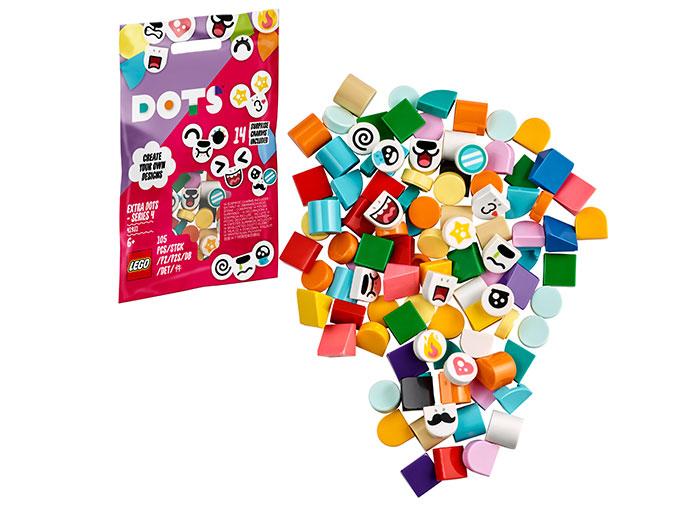 LEGO® DOTS™: Extra DOTS - Seria 4 41931 [1]