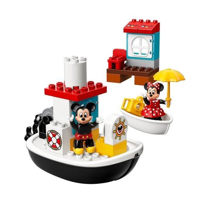 LEGO® DUPLO® Barca lui Mickey 10881 4