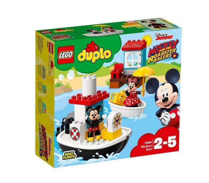 LEGO® DUPLO® Barca lui Mickey 10881 1