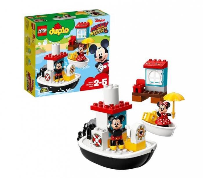 LEGO® DUPLO® Barca lui Mickey 10881 3