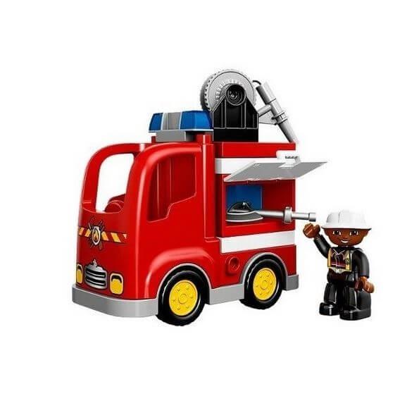 LEGO® DUPLO® Camion de pompieri 10592 2