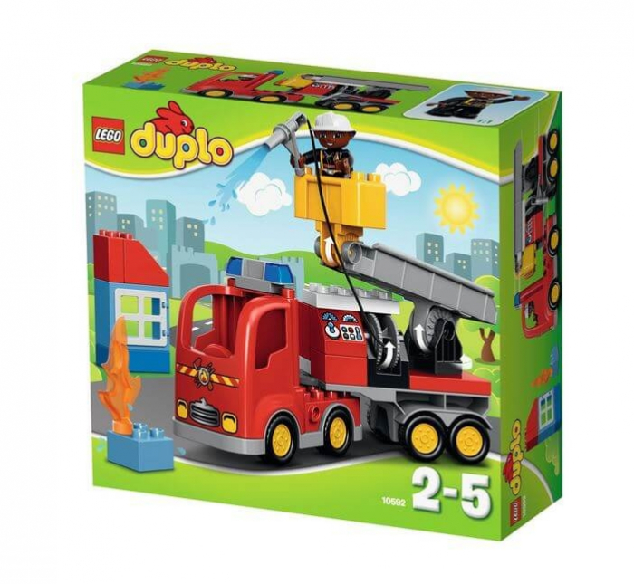 LEGO® DUPLO® Camion de pompieri 10592 3
