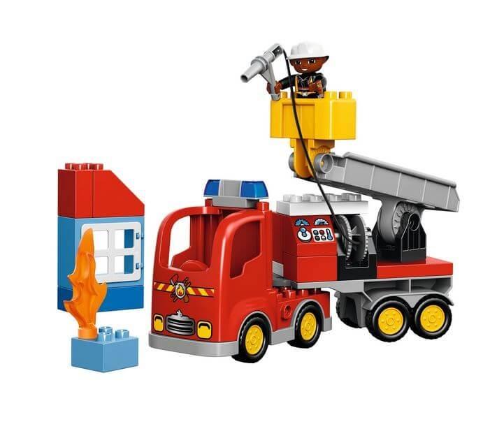 LEGO® DUPLO® Camion de pompieri 10592 1