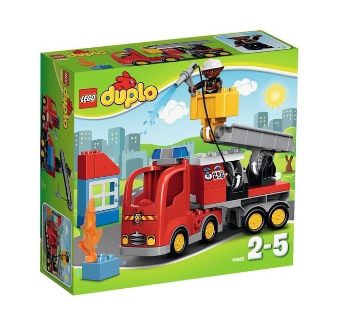 LEGO® DUPLO® Camion de pompieri 10592 0