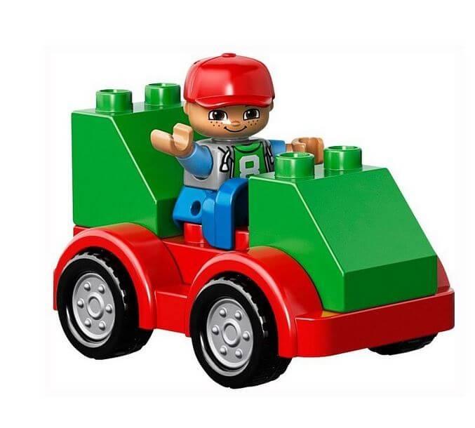 LEGO® DUPLO® Cutie completa pentru distractie LEGO® DUPLO® 10572 4