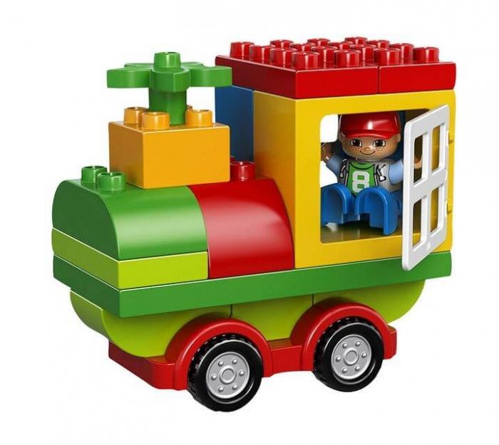 LEGO® DUPLO® Cutie completa pentru distractie LEGO® DUPLO® 10572 3