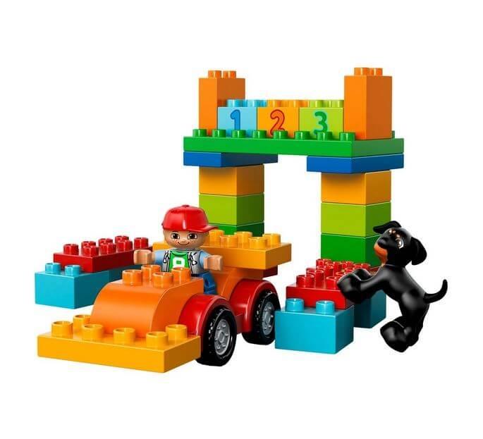 LEGO® DUPLO® Cutie completa pentru distractie LEGO® DUPLO® 10572 2