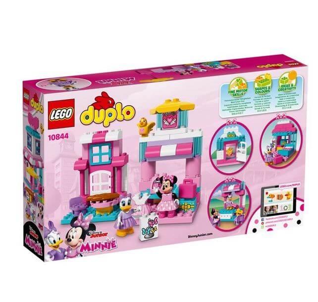 LEGO® DUPLO® Disney™ Buticul cochet Minnie Mouse 10844 2