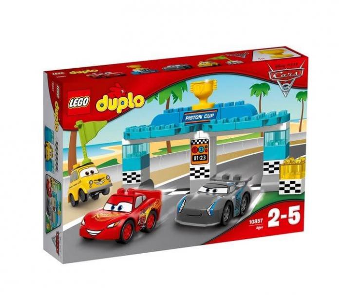 LEGO® DUPLO® Disney™ Cursa pentru Cupa Piston 10857 0