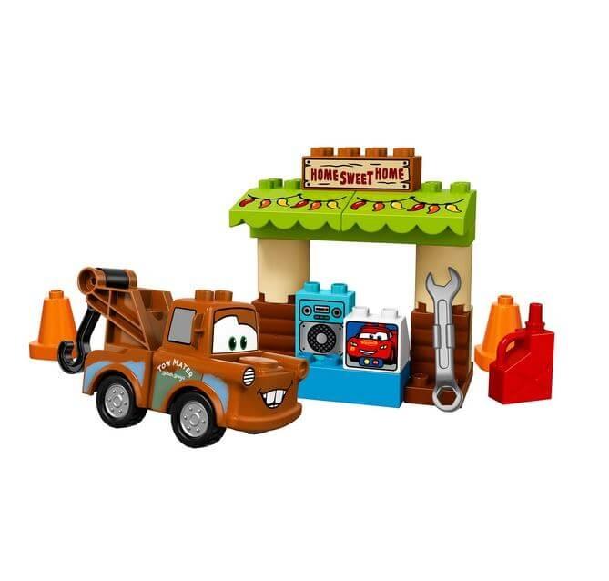 LEGO® DUPLO® Disney™ Magazia lui Bucsa 10856 [1]