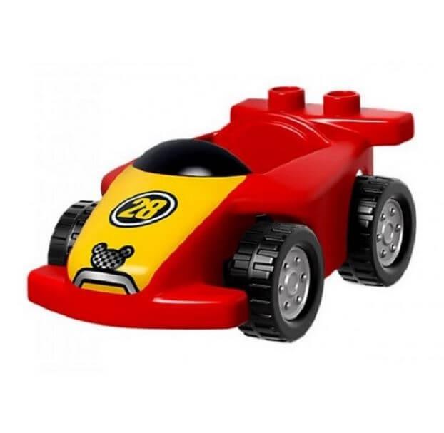 LEGO® DUPLO® Disney™ Masina de curse a lui Mickey 10843 1
