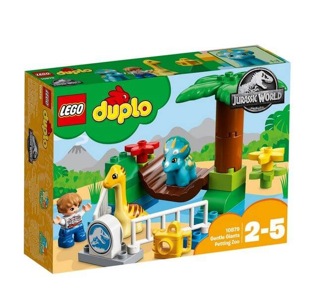 LEGO® DUPLO® Gradina Zoo a uriasilor blanzi 10879 0