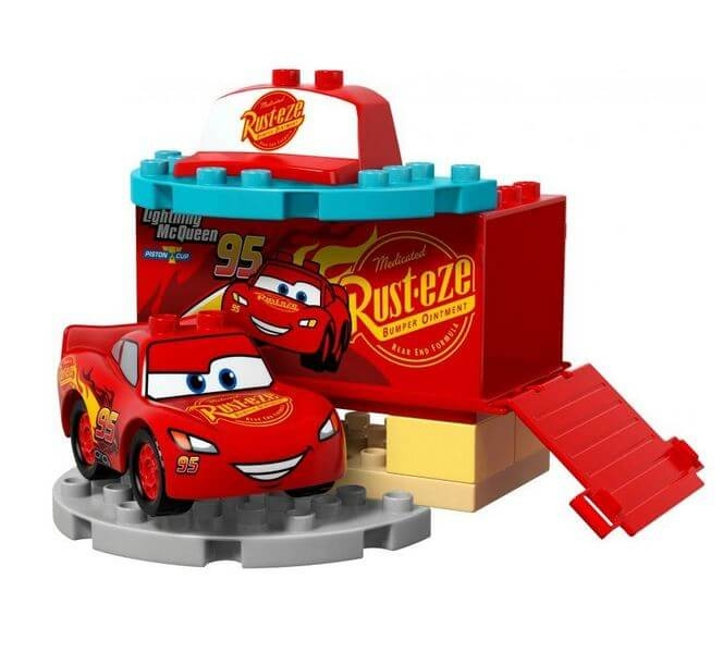 LEGO® DUPLO® My First Cafeneaua lui Flo 10846 2