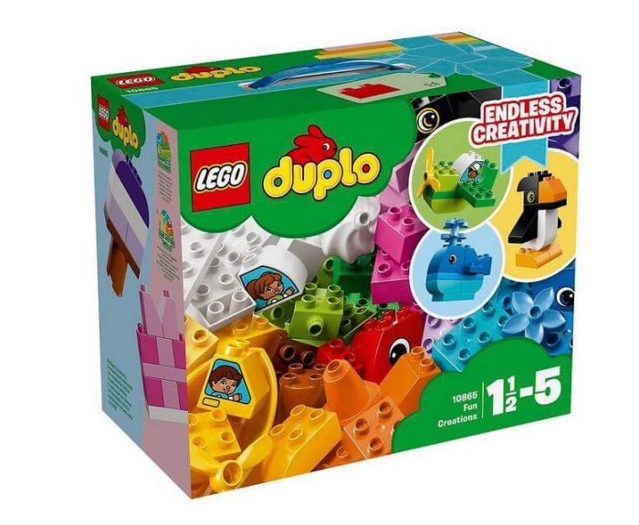 LEGO® DUPLO® My First Creatii distractive 10865 0