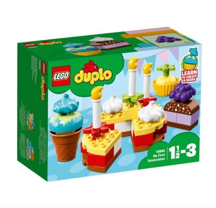 LEGO® DUPLO® My First Prima mea festivitate 10862 [0]