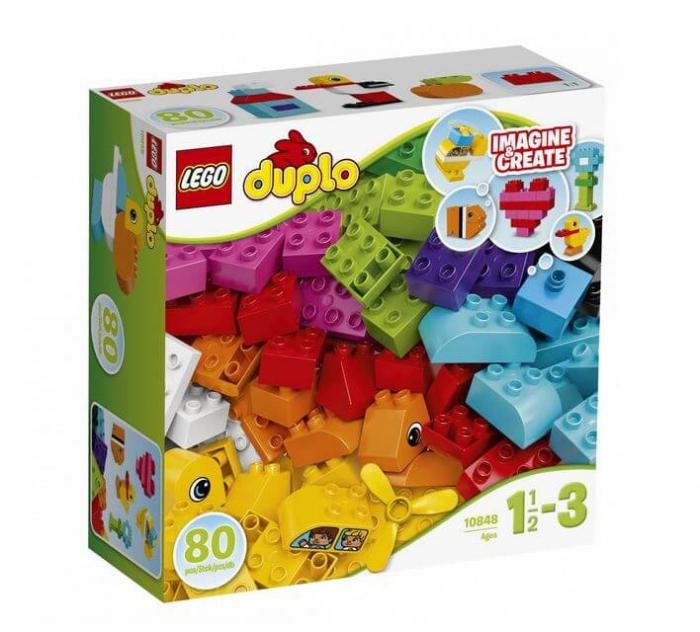 LEGO® DUPLO® My First Primele mele caramizi 10848 0