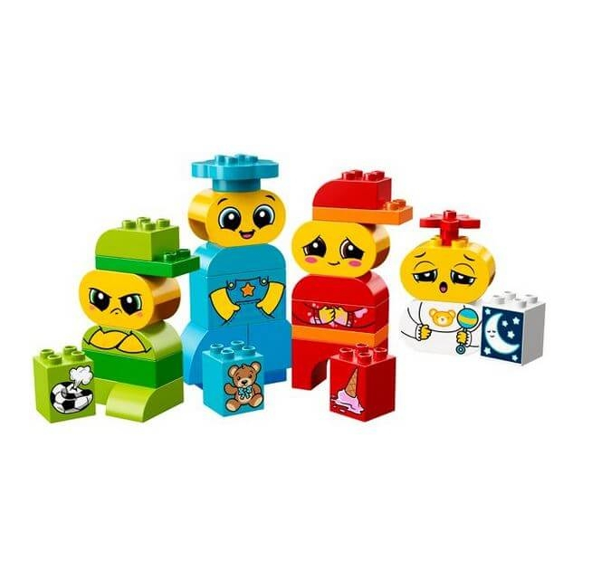 LEGO® DUPLO® My First Primele mele emotii 10861 [1]