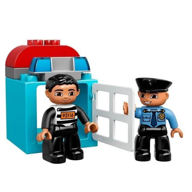 LEGO® DUPLO® Patrula de politie 10809 2