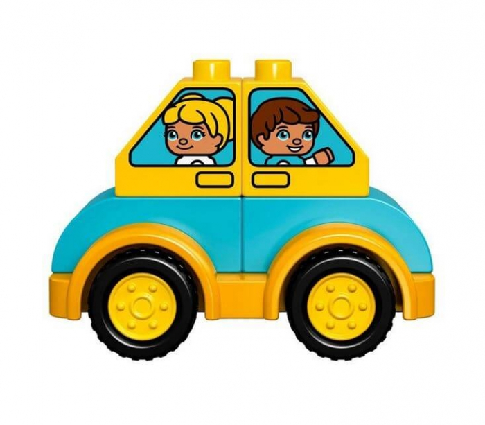LEGO® DUPLO® Primele mele masini si camioane 10816 3
