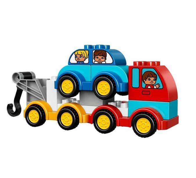LEGO® DUPLO® Primele mele masini si camioane 10816 2