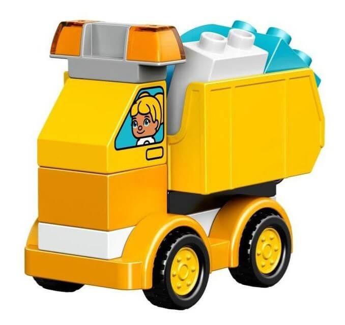 LEGO® DUPLO® Primele mele masini si camioane 10816 4