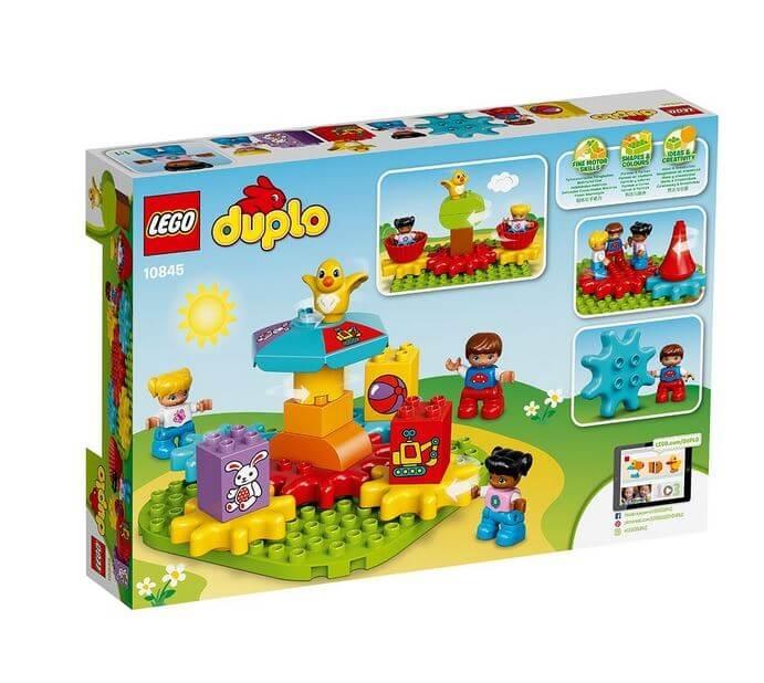 LEGO® DUPLO® Primul meu carusel LEGO DUPLO 10845 2