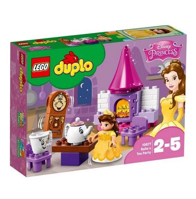 LEGO® DUPLO® Princess™ Petrecerea lui Belle 10877 0