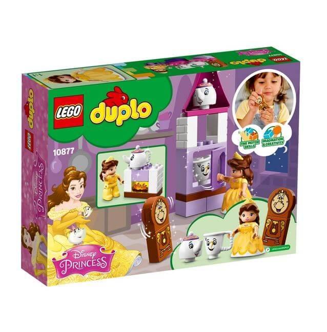 LEGO® DUPLO® Princess™ Petrecerea lui Belle 10877 1