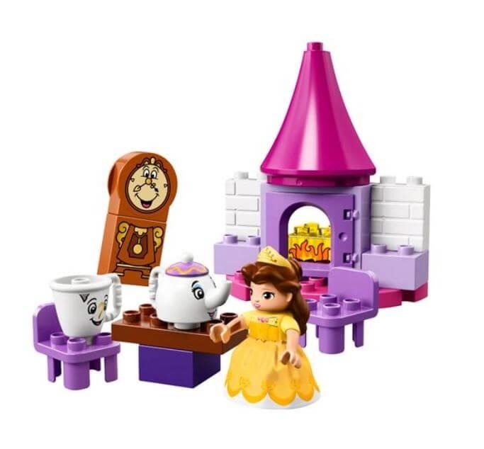 LEGO® DUPLO® Princess™ Petrecerea lui Belle 10877 2