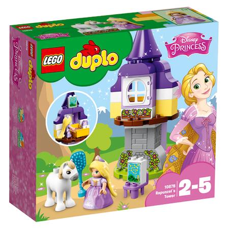 LEGO® DUPLO® Princess™ Turnul lui Rapunzel 10878 [0]