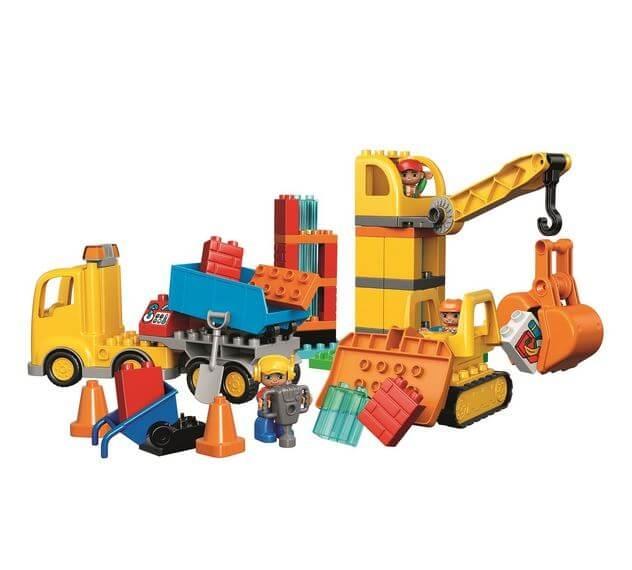 LEGO® DUPLO® Santier mare 10813 1