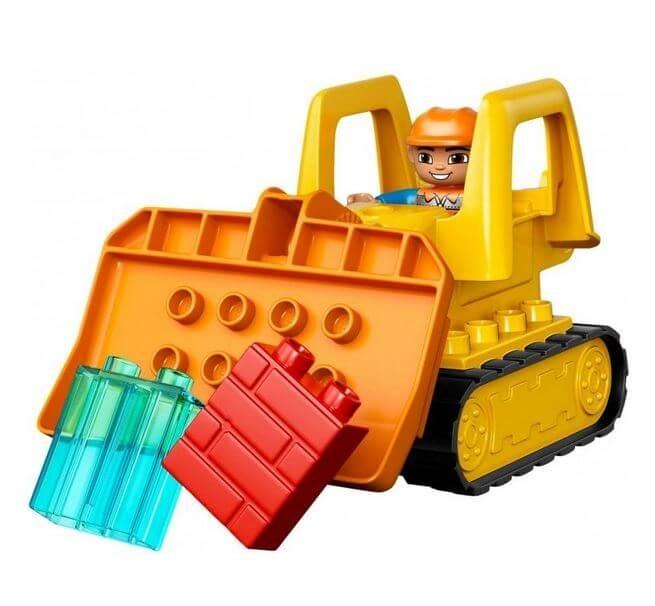 LEGO® DUPLO® Santier mare 10813 3