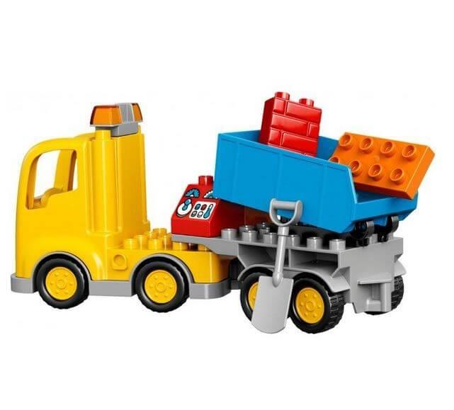 LEGO® DUPLO® Santier mare 10813 2