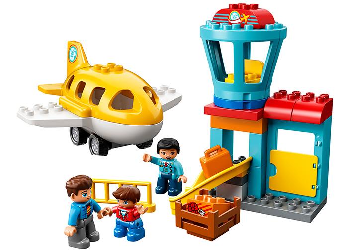 LEGO® DUPLO® Town Aeroport 10871 0