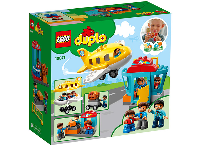 LEGO® DUPLO® Town Aeroport 10871 1