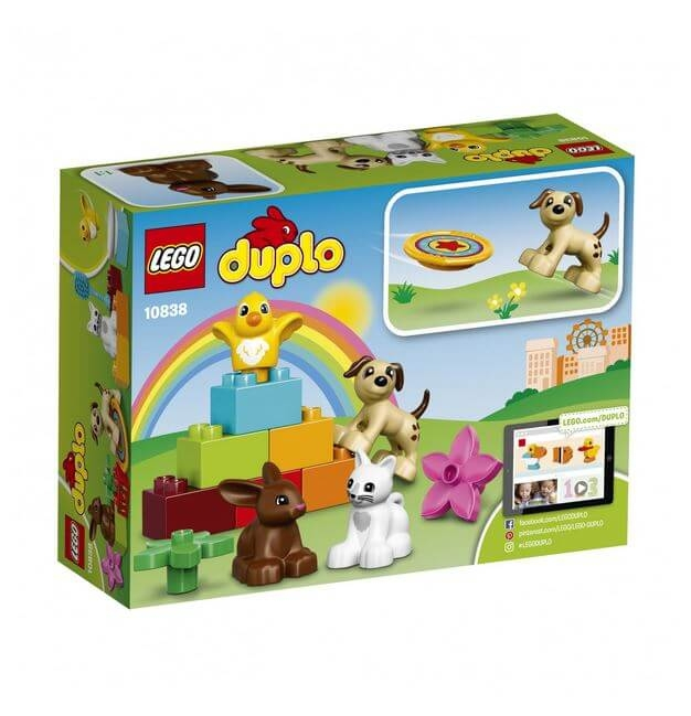 LEGO® DUPLO® Town Animalutele familiei 10838 0