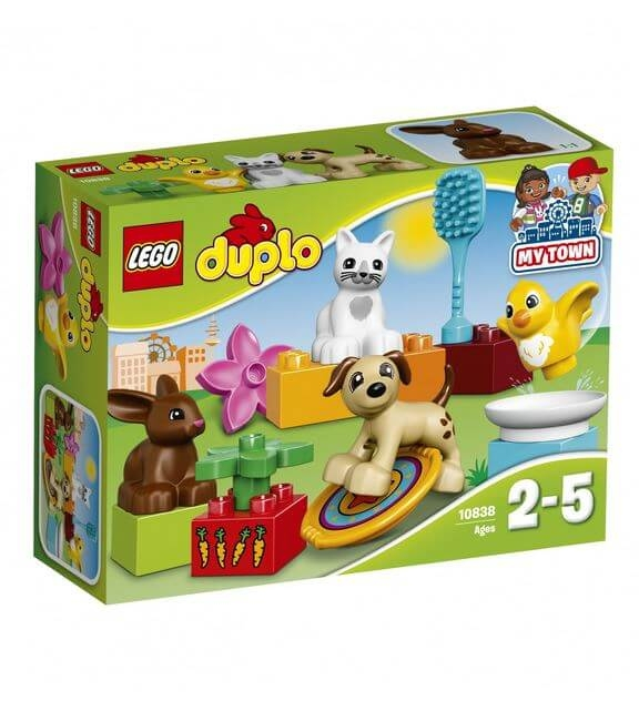 LEGO® DUPLO® Town Animalutele familiei 10838 1