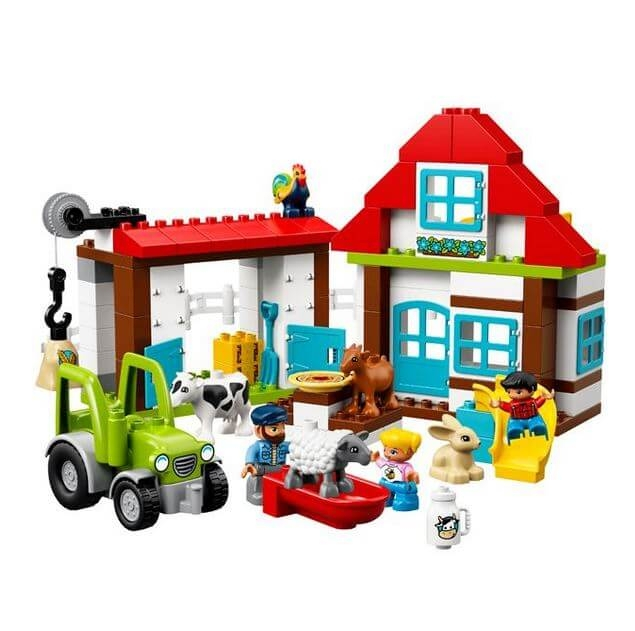 LEGO® DUPLO® Town Aventuri la ferma 10869 1