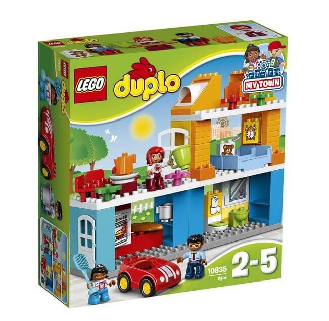 LEGO® DUPLO® Town Casa familiei 10835 0