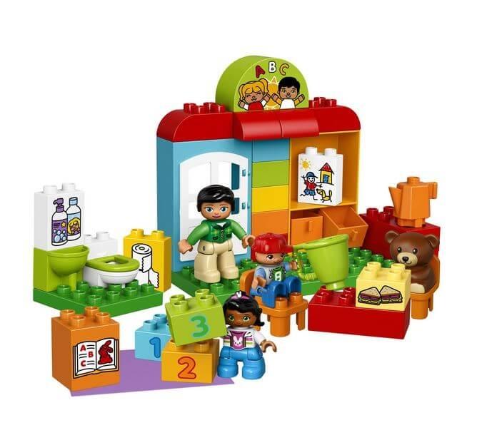LEGO® DUPLO® Town Gradinita 10833 1