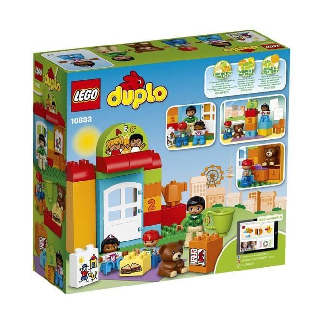 LEGO® DUPLO® Town Gradinita 10833 2
