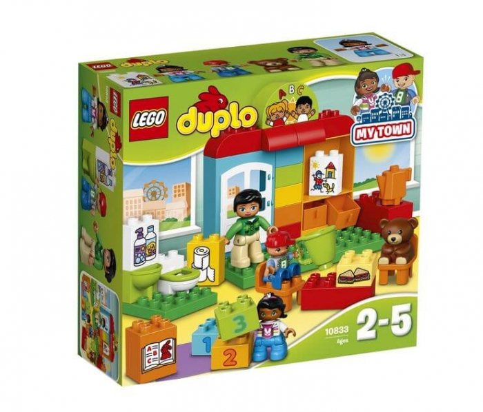 LEGO® DUPLO® Town Gradinita 10833 0